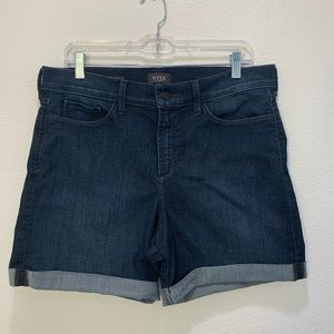 Not Your Daughter's Jeans cuffed shorts
